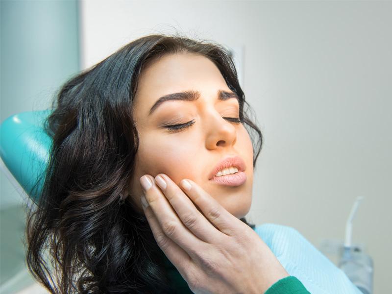 Problems caused by wisdom teeth